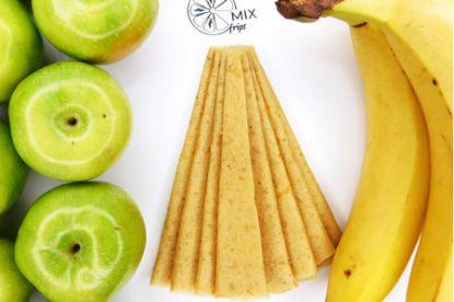Зображення Пастила яблуко-банан 50г.