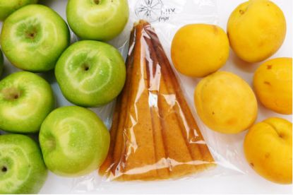 Зображення Пастила яблуко-абрикос 50 г.