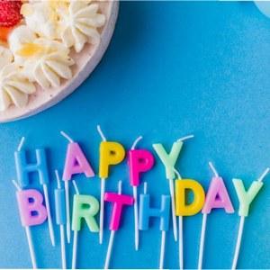 Свічки для торта